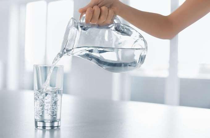νερό 2020