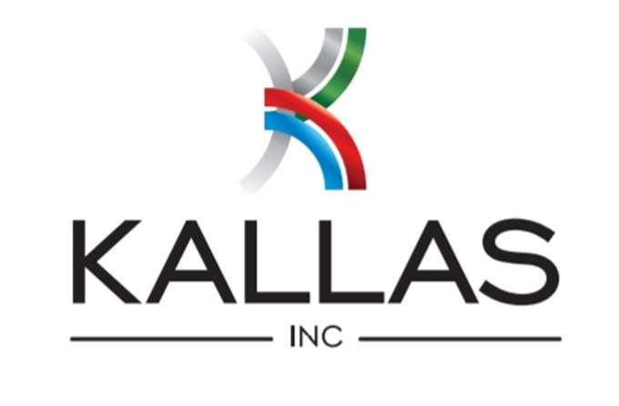 Kallas INC logo
