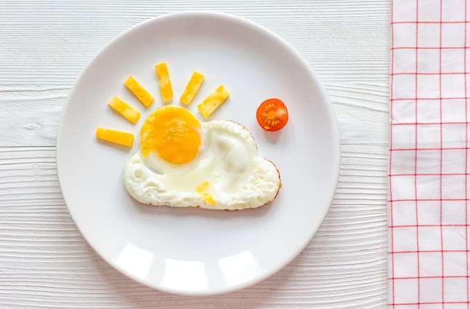 πρωινό αυγό 5-10