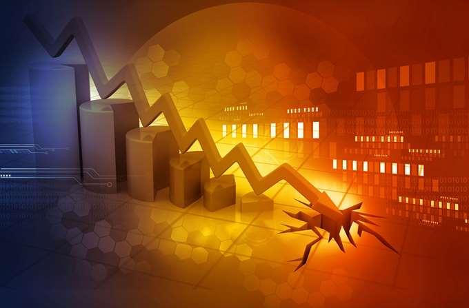 πτώση αγορές
