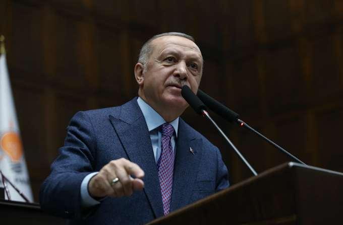 Ερντογάν AKP