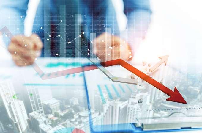 χρηματιστήριο αγορές πτώση