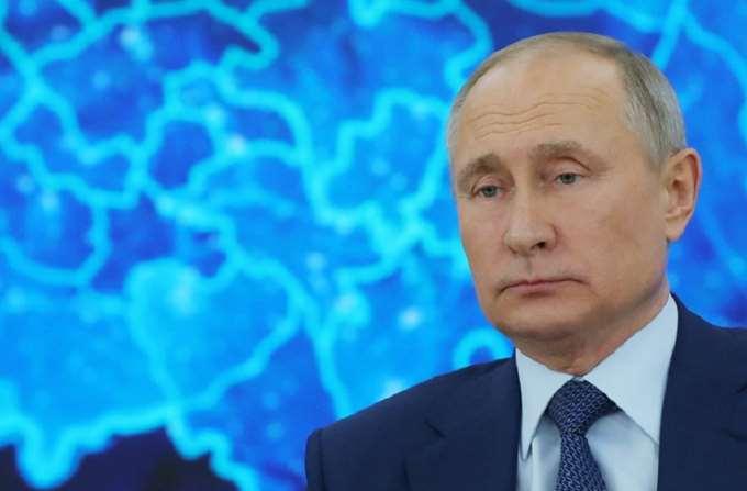 Βλαντίμιρ Πούτιν new 17.12.2020