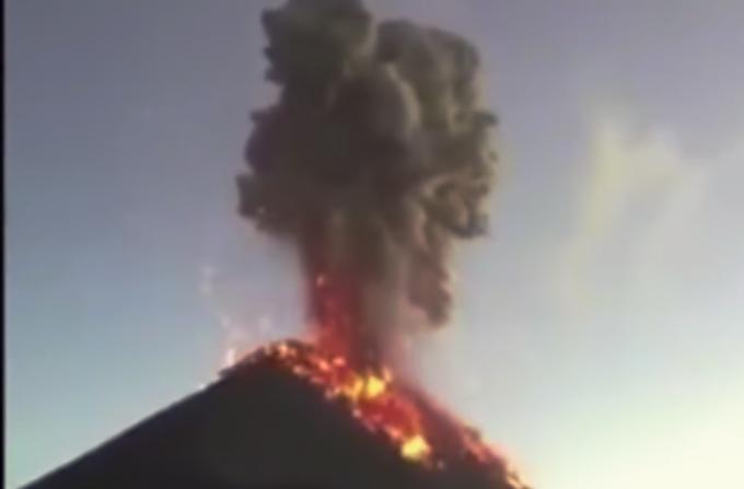 Γουατεμάλα ηφαίστειο
