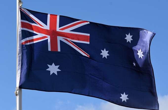 Αυστραλία σημαία 31.12.2020