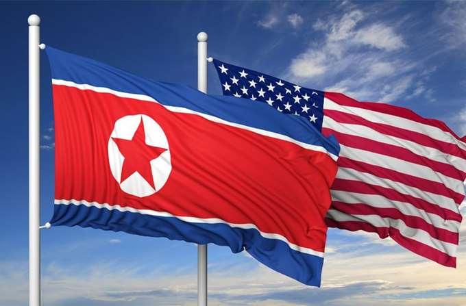 ΗΠΑ Βόρεια Κορέα