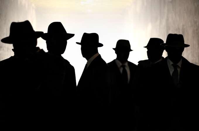 κατάσκοποι
