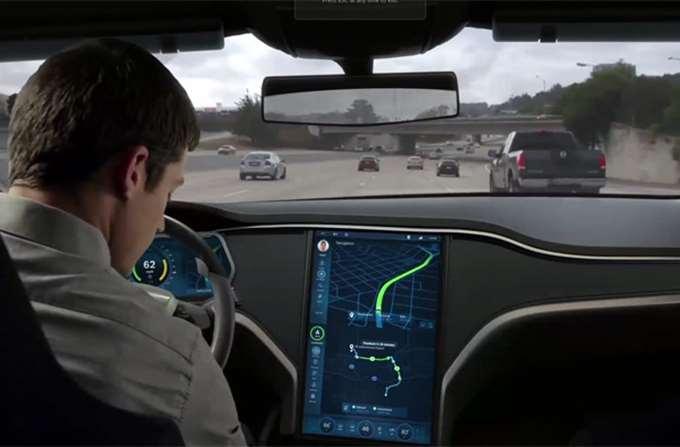 Η Bosch και η αυτόνομη οδήγηση (vid.)