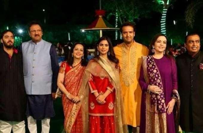 Ινδία ακριβότερος γάμος