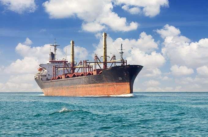 πλοίο ξηρού φορτίου