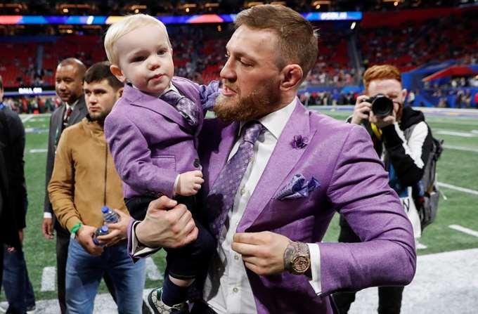 Conor McGregor 10 πιο καλοπληρωμένοι αθλητές 2021 λίστα Forbes