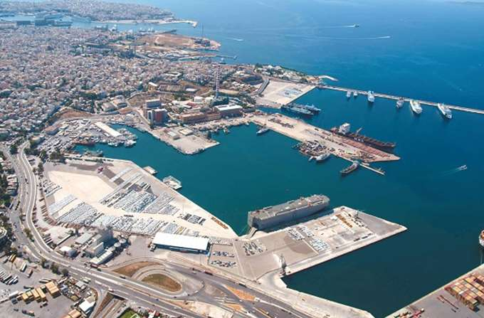 ΟΛΠ λιμάνι