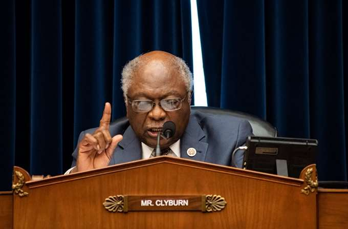 James Clyburn 02.08.2020