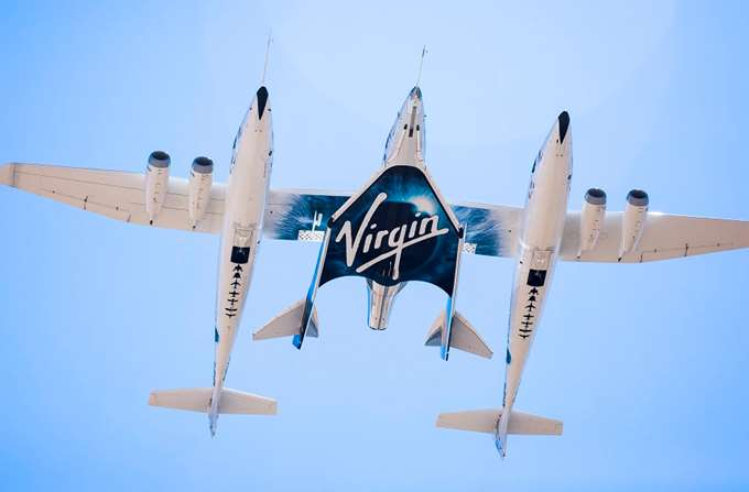 Virgin Galactic 1