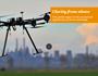 Ξεπερνά τα $127 δις η αξία της παγκόσμιας αγοράς εμπορικών εφαρμογών των drones