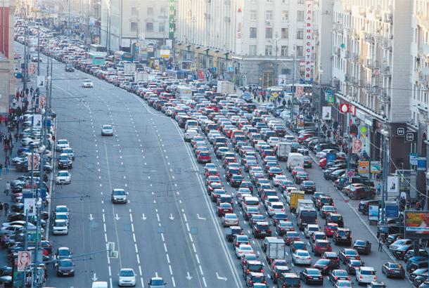 Μόσχα, η πρωτεύουσα του ευρασιατικού