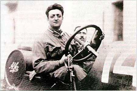Η μεγαλύτερη νίκη του Ferrari ήταν το 1924 στο Coppa Acerbo στην Πεσκάρα e9fc6f2eba5