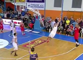 Video: To Buzzer Beater του Έρικ Γκριν!